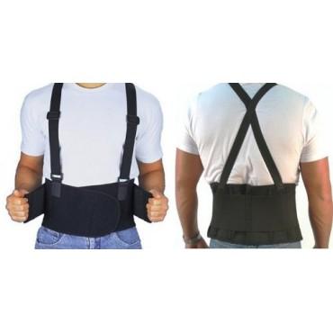 Ζώνη Στήριξης Μέσης Με Tιράντες – Dingli Back Support Belt OEM