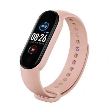 Smartwatch-Bluetooth M3-02 (ροζ)