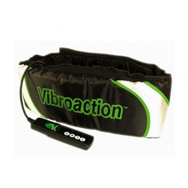 Ζώνη Αδυνατίσματος και Παθητικής Γυμναστικής με τηλεχειριστήριο - Vibroaction