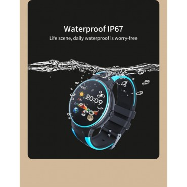 Smartwatch-Bluetooth  z8 (green-black)