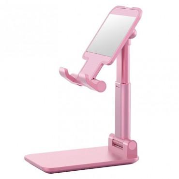 Επιτραπέζια Βάση Κινητού / Tablet ροζ 305