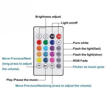 Ufo music light 30w