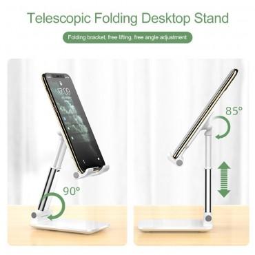 Επιτραπέζια Βάση Κινητού / Tablet λευκό 305