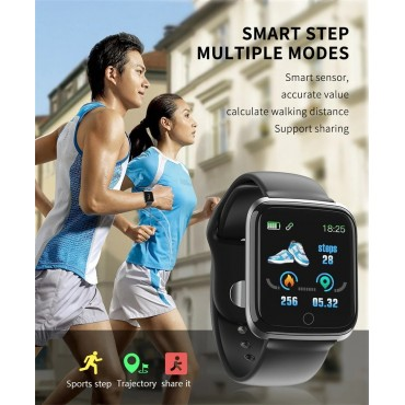 Smartwatch-Bluetooth m6 (Pink)