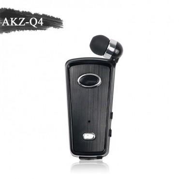 Ασύρματο Ακουστικό Bluetooth akz-q4 - μάυρο