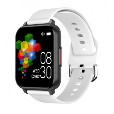 Smartwatch - bluetooth t82 (white)