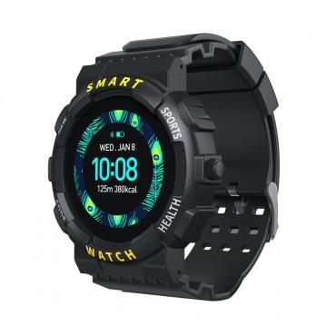 Smartwatch bluetooth-κλήσεις z19 black