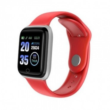 Smartwatch-Bluetooth m6 (red)