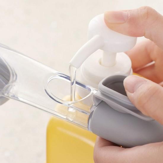 Πρωτοποριακή Βούρτσα Καθαρισμού Μαγειρικών Σκευών