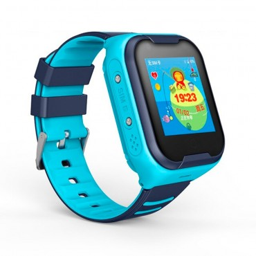 Smartwatch - sim - gps - video κλήση 4g lte μπλε