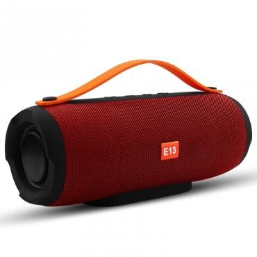 Φορητό Ηχείο T&G E13 Wireless Bluetooth Speaker Portable red