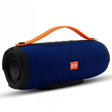 Φορητό Ηχείο T&G E13 Wireless Bluetooth Speaker Portable blue