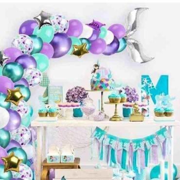 Σετ μπαλόνια πάρτι 43τεμ p1555