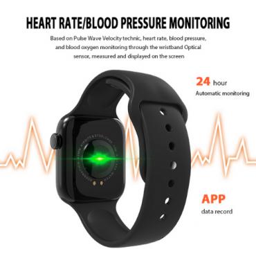 Smartwatch - Bluetooth - w4 pink