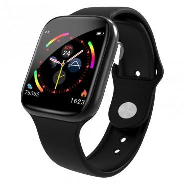 Smartwatch-Bluetooth W4 (Black)