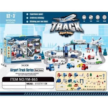 Truck airport series ym-865