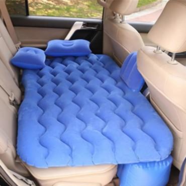 Φουσκωτό Στρώμα Ταξιδίου για το Πίσω Κάθισμα του Αυτοκινήτου Car Inflatable Bed 026-5
