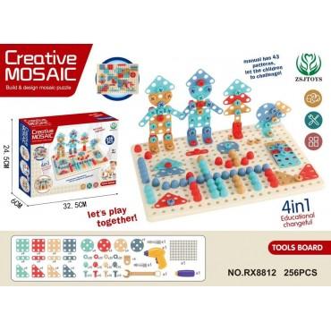 Creative mosaic παιχνίδι rx8812