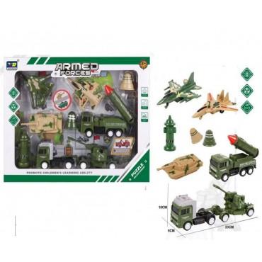 Σετ armed forces 878-1b