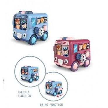Αυτοκινητάκι παιδικό police 958-9