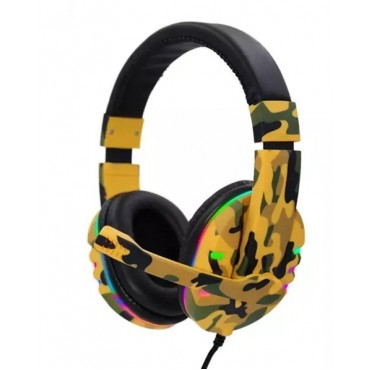 Στερεοφωνικά ακουστικά παιχνιδιών kr-gm603