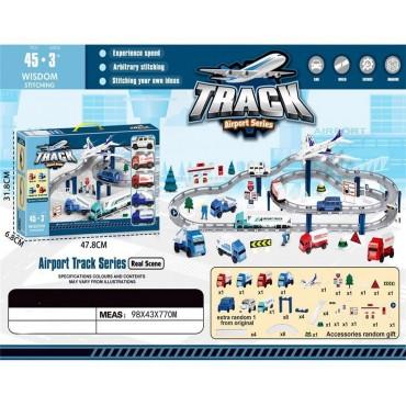 Truck airport series ym-866