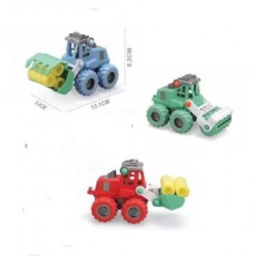 Αυτοκινητάκι παιδικό truck 2018-50