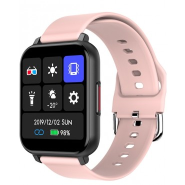 Smartwatch - bluetooth t82 (pink)