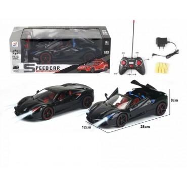 Τηλεκατευθυνόμενο speed car yf668-29a
