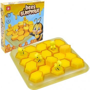 Bees suprise επιτραπέζιο παιχνίδι