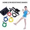 Σύστημα Εκγύμνασης Με Λάστιχα Power Resistance Bands JT-003