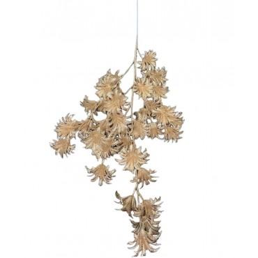 Διακοσμητικό κλαδί χρυσό 95cm