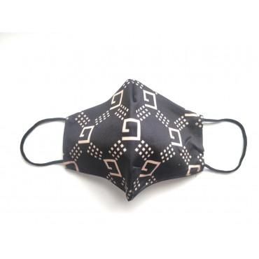 Μάσκα προστασίας υφασμάτινη πολλαπλών χρήσεων ενηλίκων-εφήβων