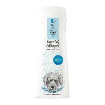 PERFECT CARE BEACH BREAK SHAMPOO FOR LONG HAIRED DOGS 400ml