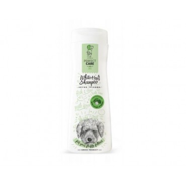 PERFECT CARE WILD JUNGLE OF MABU SHAMPOO FOR WHITE HAIR DOGS 400ml