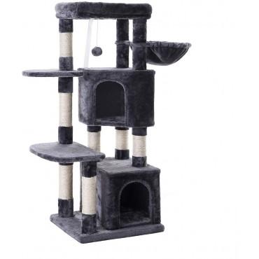 Γατόδεντρο crafty grey black 120cm
