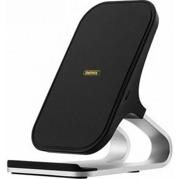 REMAX Ασύρματη Βάση Φόρτισης Κινητού Τηλεφώνου RP-W12 Qi Wireless Charger – Μαύρο