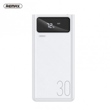 Remax RPP-162 Power Bank 50000mAh (Λευκό)