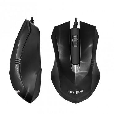 Ενσύρματο ποντίκι weibo fc-201 black