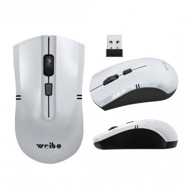Ασύρματο ποντίκι weibo fc-2819 silver