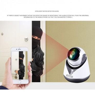 Andowl Q-a236 Κάμερα Ασύρματη Περιστρεφόμενη IP Full HDWifi