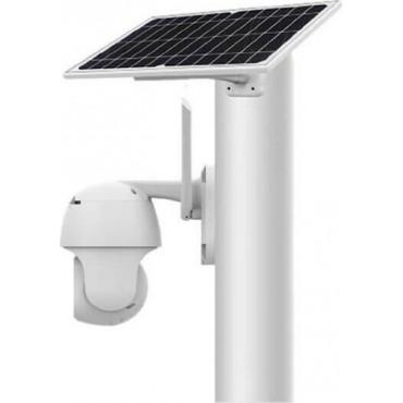 Εξωτερική-αδιάβροχη ηλιακή κάμερα ασφαλείας 5.0MP wifi Andowl Q-S33