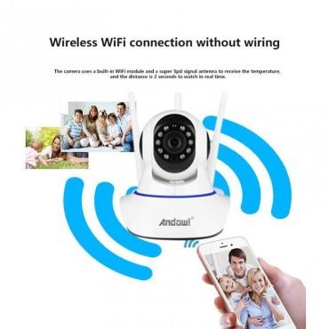 WiFi IP Smart Camera 5.0MP Andowl Q-A45