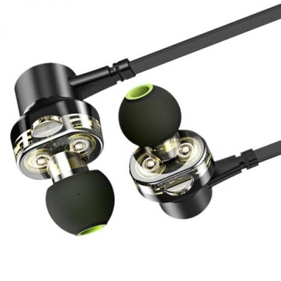 Ακουστικά Bluetooth Wireless Ipipoo dp-1 (Μαύρο)