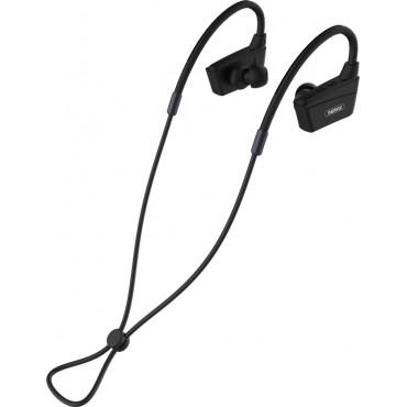 Ασύρματα Ακουστικά Bluetooth Remax Sports RB-S19 black