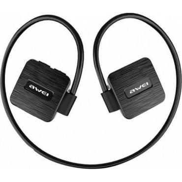 Αδιάβροχα ασύρματα bluetooth ακουστικά Αwei a848bl