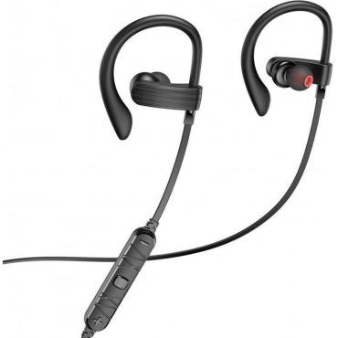 Ακουστικά Bluetooth Wireless Ipipoo AP-6 (Μαύρο)