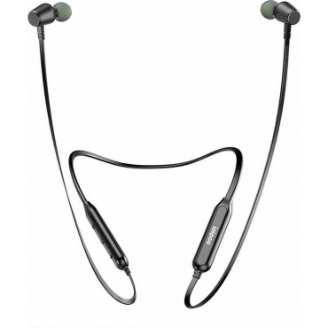 Ασύρματα Ακουστικά Bluetooth Με Μαγνήτι Ipipoo GP-1 - Μαύρο