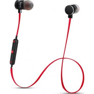 Ασύρματα ακουστικά Bluetooth Ipipoo iL91BL RED