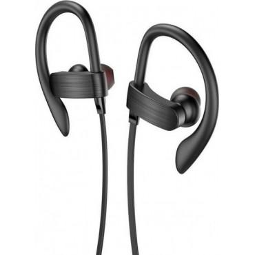 Wired Ear-hook Sports Earphones Ipipoo iP-3 black